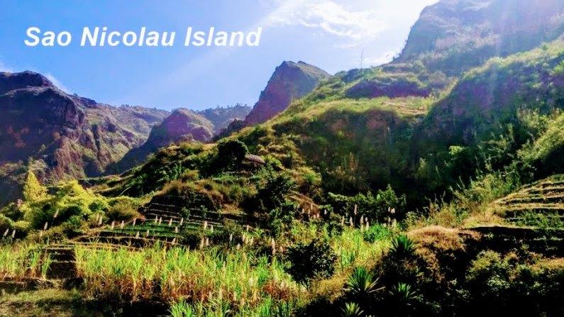 Travel: Sailing from Sal Island to Sao Nicolau