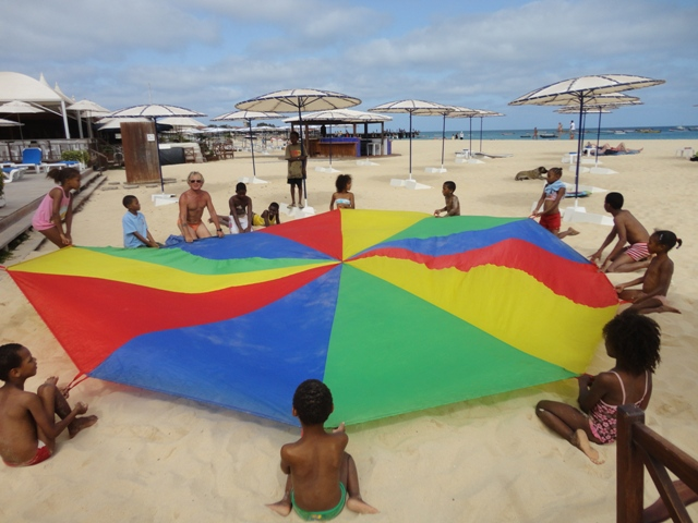 Sal: Castelos Do Sal – Beach Activity Day – written by Vickey Abbott