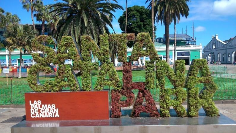 Travel: Our trip to Gran Canaria – Yvonne-David-Linda-Peter