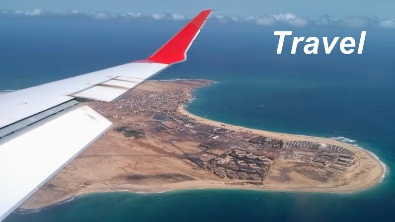 Travel: Flight from UK – Brussels – Boavista – Sal