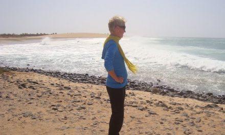 Sal: Jennifer is on the way – Atlantic Swim – by Jennifer Figge (April 9th 2010)